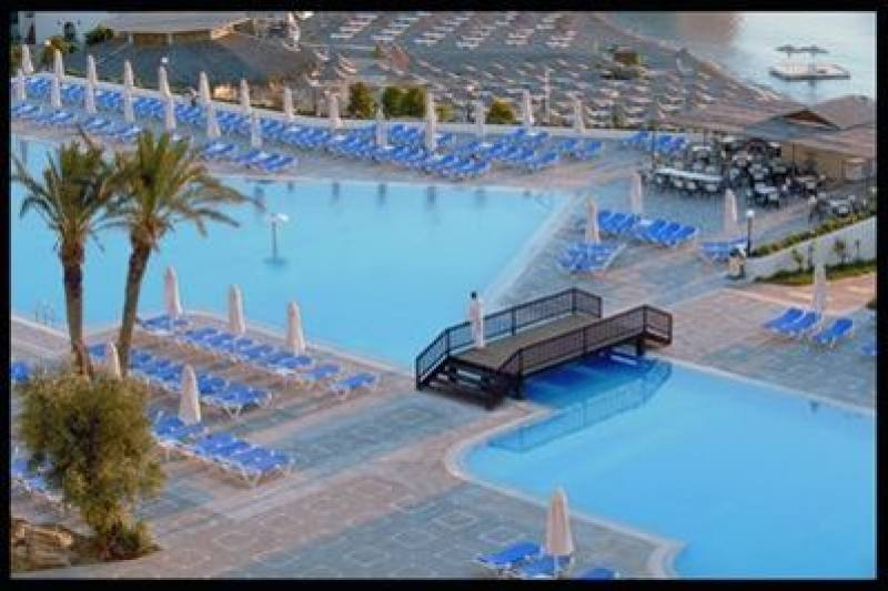 Hotel Aldemar Paradise Royal Mare - Kalithea - Rhodos